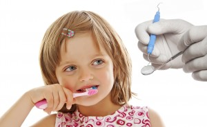 dental checkup for kids