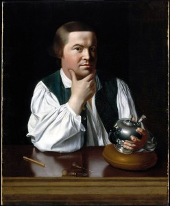Early dentists in the U.S. include Paul Revere