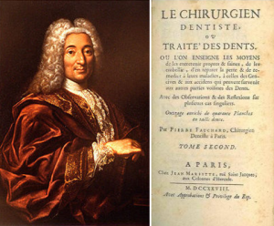 Father of Modern Dentistry Pierre Fauchard
