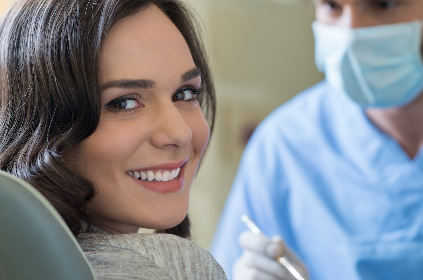 Best dentist for cavities in Billings, Montana. Restorative dentistry at Haslam Family Dental